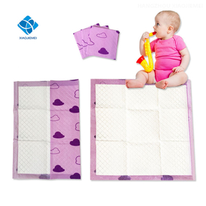 Dispoable Super Absorbent Cotton Soft Baby Care Changing Urine Pad