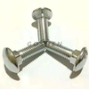 Stainless Steel High Strength Round Fine Thread M6 Carriage Bolt