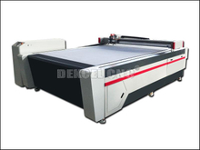 China Knife Cutting Machine Oscillating Knife Cutting