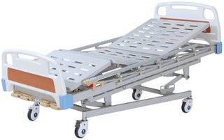 JH-C04 Five Function Manual Bed