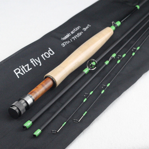 classic 3764 7ft6in 3wt graphite fly rod