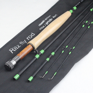 classic 4864 8ft6in 4wt graphite fly rod
