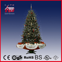 (40110U170-RS) 2016 Christmas Decoration Modern Artificial Snowing Christmas Trees