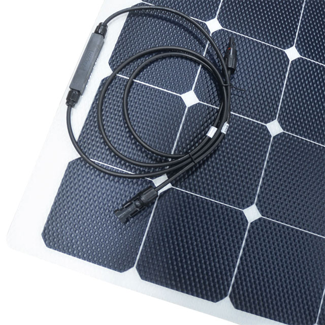 SP-135W22V Sunpower flexible Solarmodule