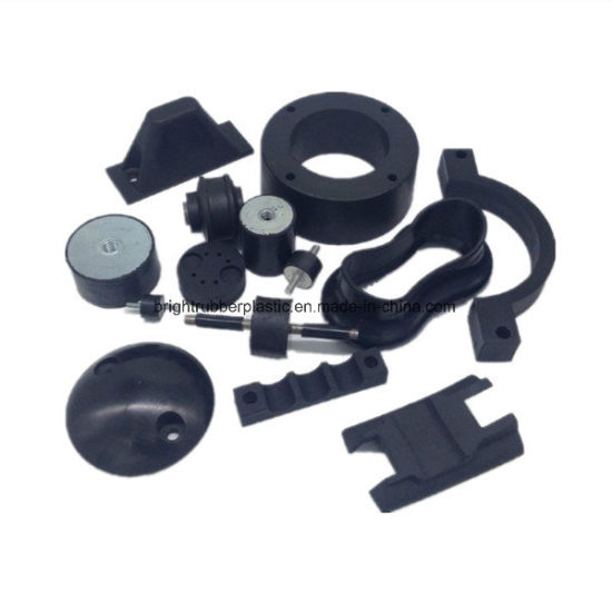 OEM High Quality Wheel Shape Rubber Part