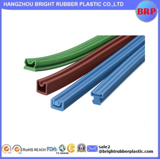 Colorful Extrusion Rubber Parts for Sealing
