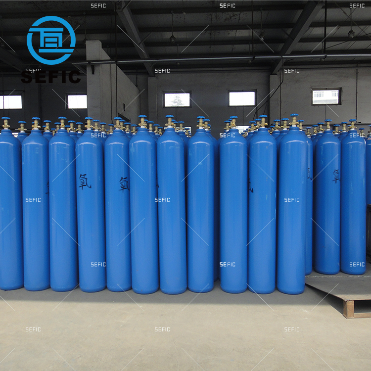 Industrial oxygen cylinder - Buy Product on SHANGHAI ETERNAL