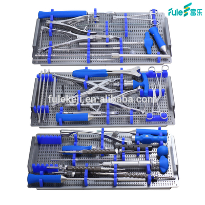 Orthopedical Surgical Instruments for Spinal Pedical Screws And Rods