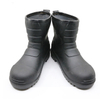 108L waterproof low ankle steel toe pvc safety boots