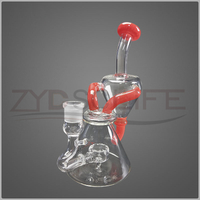 Heat Resistant Glass Hookah Pipe