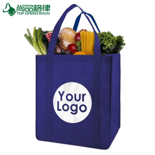 Customized Non Woven Fabric Grocery Shopping Bag (TP-SP162)