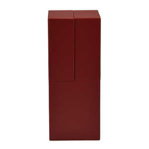 Wine Box Manufacturer PU leather luxury wine carrying case