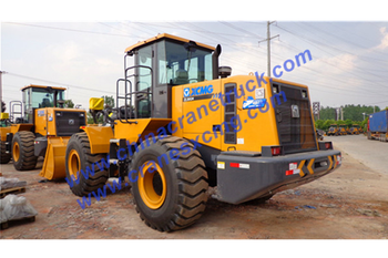 XCMG wheel loader ZL50GN export