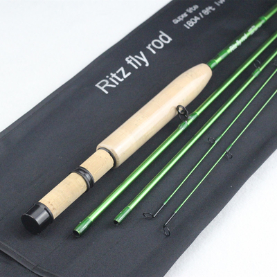 super lite stream 1804 8ft 1wt graphite fly rod