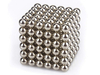 N35 5mm 216pcs Magnetic Nickel Balls Toy for Kids