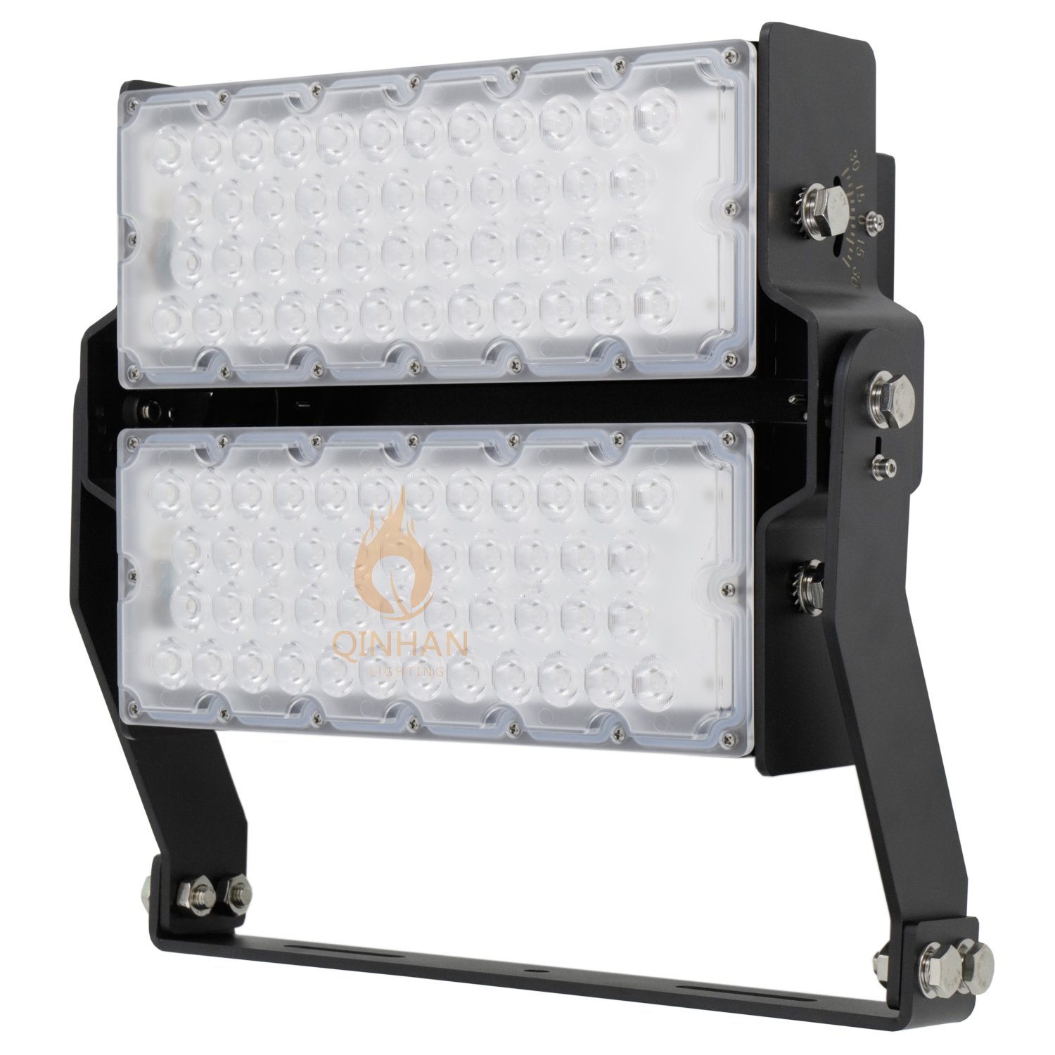 160LM/W 200W Adjustable Led High Mast Golf Court Flood Light