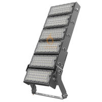 160LM/W 720W Adjustable Angle High Power Led High Mast Flood Stadium Light