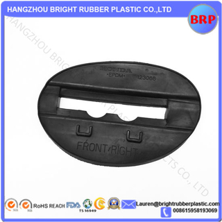 Honda Rubber Pad with High Quality and Customized