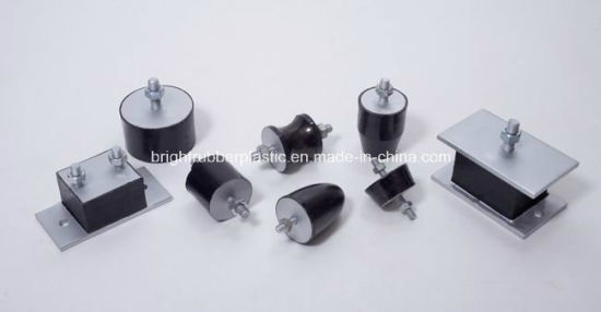 Shock Absorption Customized Rubber Parts