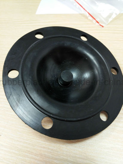 Customized Rubber Diaphragms for Industry Use