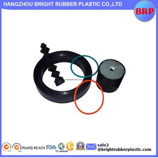 Custom NBR & EPDM Silicone Molded Rubber Auto Parts
