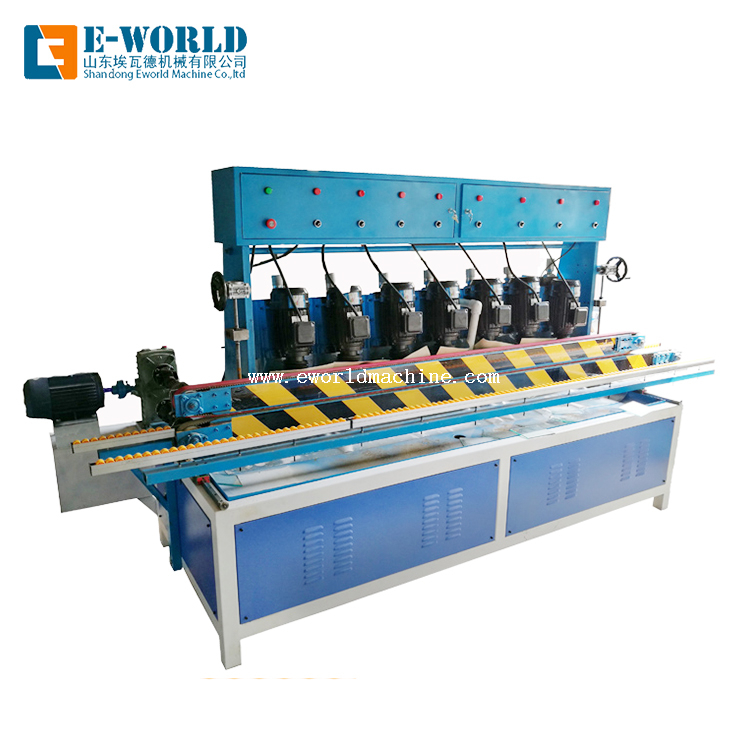 Glass Straight-Line Edging Machine for Architecture Glass