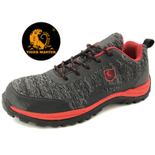 CE approved anti static metal free composite toe labor safety shoes