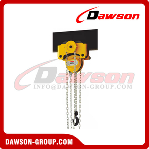DS-GCL-SHK Type Heavy Duty Type Geared Trolley Clamp
