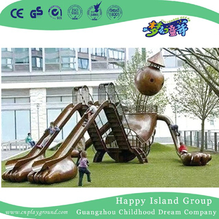 Large Human Type Metal Climbing Playground For Children (HHK-1004)