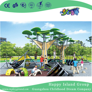 Outdoor Children Sea Breeze Climbing Playground (HHK-7201)