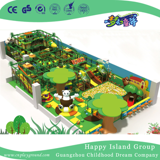 Market Gigantic Forest Indoor Play Equipment For Family (HHK-9201)