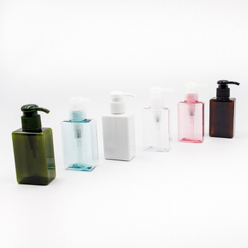 100ml PET Bottle with Foam Pump for Hand Sanitizer