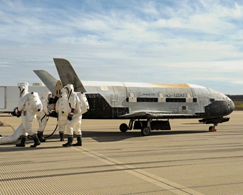 The Air Force launched the sixth mission of the uncrewed X-37B spy plane toward orbit at 9:14 a.m. EDT Sunday
