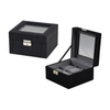 High Quality Watch Box Packaging Excellent Wood / Leather /Paper Board