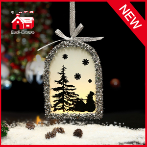 2015 New Motif Lighting Arch Christmas Decoration