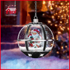 (LH30033C-HS11) Ball Shape Christmas Hanging Light Chandelier with LED Lights