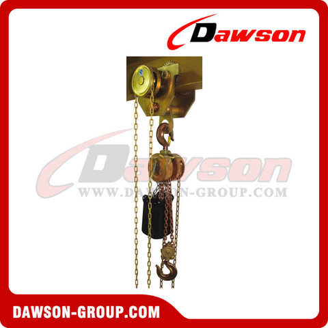 HBSQ-ZH type explosion-proof chain hoist(combined)