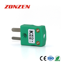 Type K thermocouple miniature connector ZZ-M13