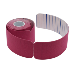 Waterproof hypoallergenic ankle kinesiology tape precut