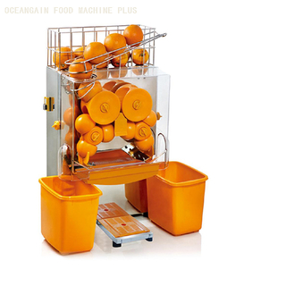 Presse-agrumes Orange commerciale automatique 2000E2