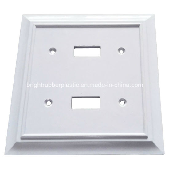 Plastic Cover, Precision Plastic Injection Mould Parts