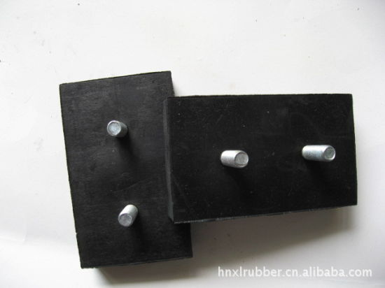 Black and Durable High Performance Rubber Buffers for Shock Absorber
