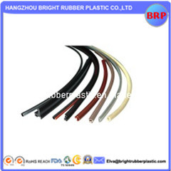 Silicone Rubber Weather Strip with High Quality
