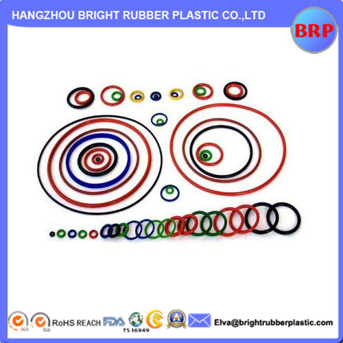 OEM or ODM EPDM or Silicone Rubber O Ring for Seal
