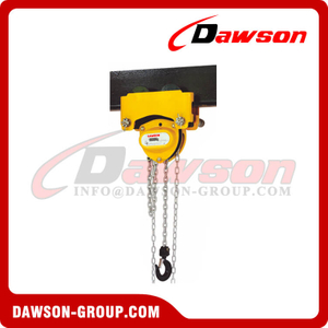 DS-GCT-SHK Type Heavy Duty Push Trolley Clamp