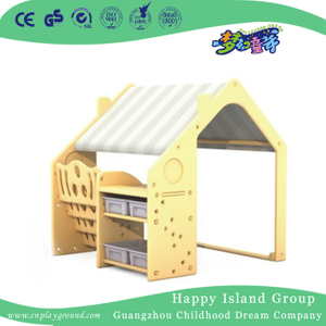 Indoor Children Play Plastic Small Playhouse (ML-2011501)