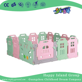 High Quality Commercial Indoor Plastic Toys Rail For Kids (ML-2014901)