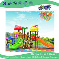 Community Outdoor Cartoon Children Playground (BBE-B18)