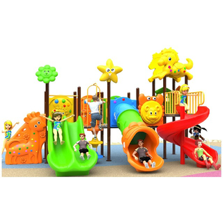 School Outdoor Colorful Children Playground (BBE-N45)