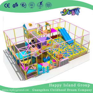 Park Toddler Play Closed Small Indoor Playground Equipment (JD-hld130620)